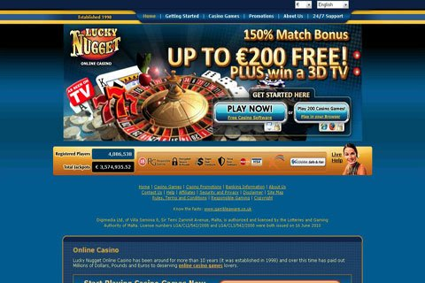 golden nugget online casino siziling hot