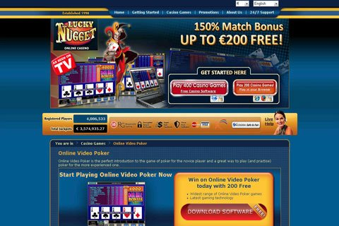 online casino site casino lucky lady