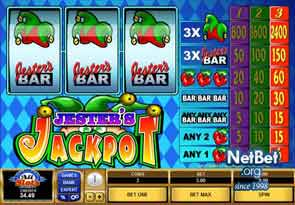 Jester's Jackpot Slot