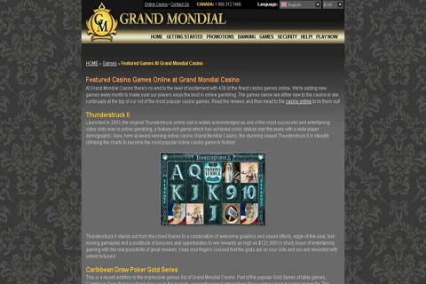 grand mondial online casino review