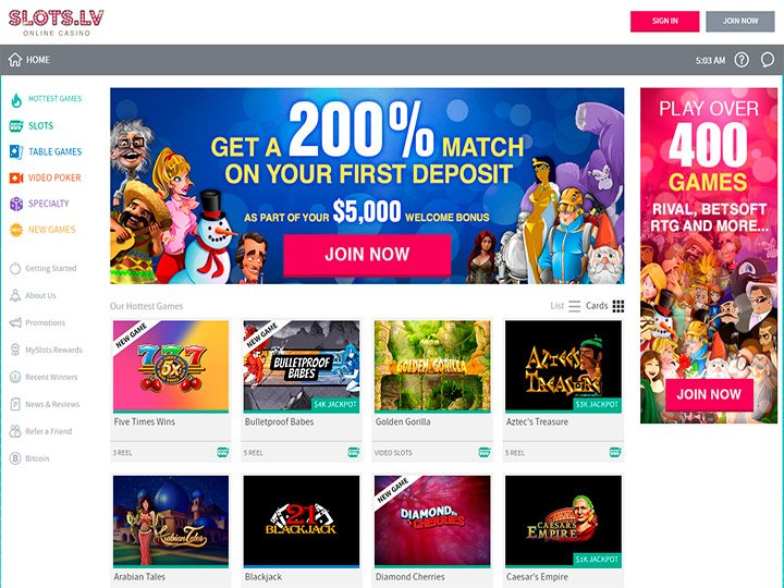 slots to play online online casion