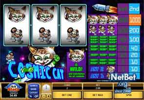 Cosmic Cat Slot
