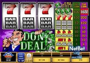 Don Deal Slot