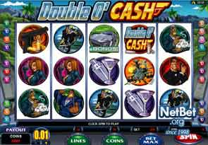 Double O'Cash Slot