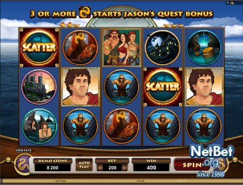 Jason And The Golden Fleece Slot Machine Online ᐈ Microgaming™ Casino Slots