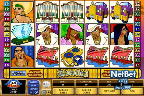 Loaded™ Slot Machine Game to Play Free in Microgamings Online Casinos