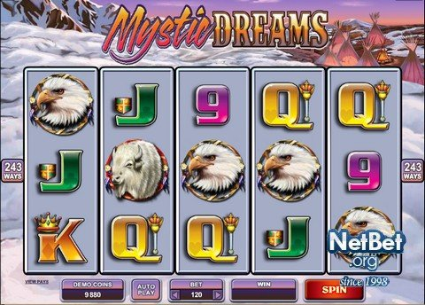 Mystic Dreams Slot Machine Online ᐈ Microgaming™ Casino Slots