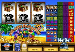 Pirates Paradise Slot