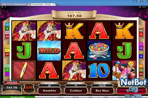 Old King Cole Slot Machine Review & Free Instant Play Game
