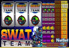 S.W.A.T. TEAM Slot