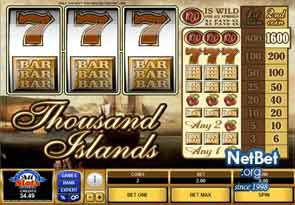 Thousand Islands Slot