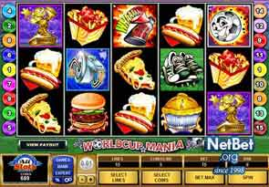 Worldcup Mania Slots