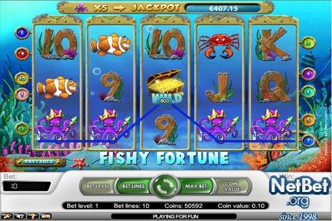 Fishy Fortune Slot Machine Online ᐈ NetEnt™ Casino Slots
