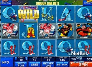 Ice Hockey Slot Machine Online ᐈ Playtech™ Casino Slots