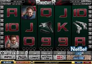 Punisher War Zone Slot