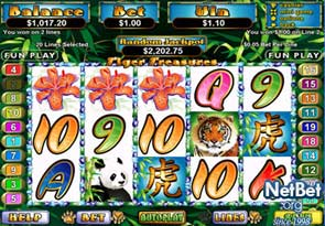Tiger's Treasure Slots