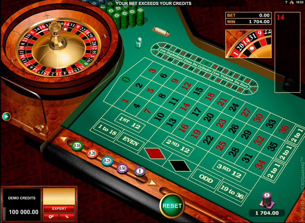 European Roulette Playing Guide