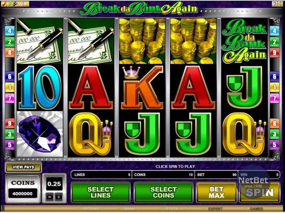 Break da Bank Again Slot