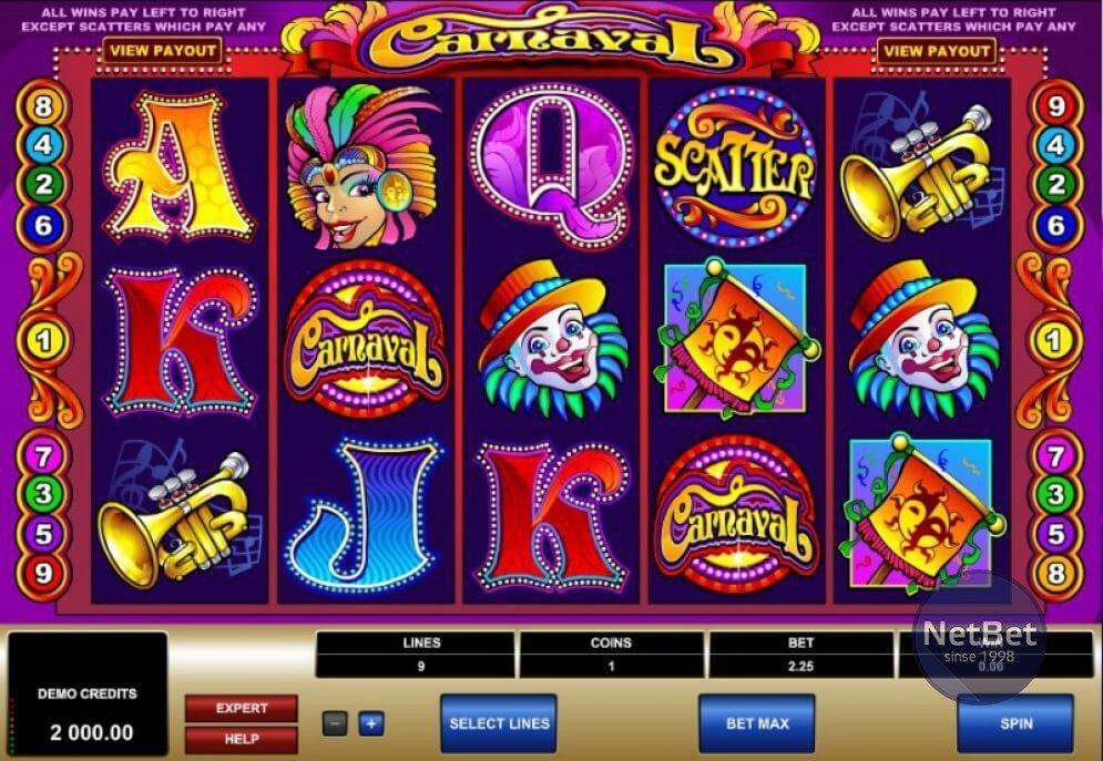 Carnaval Slot