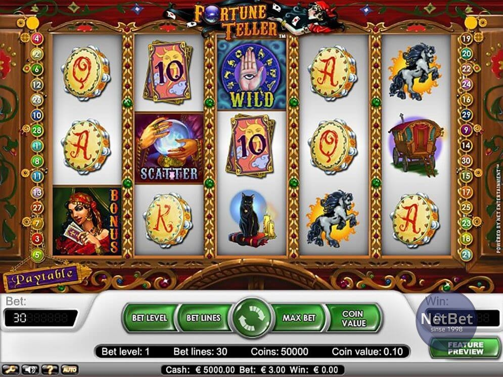Mystic Fortune Slots - Play Penny Slot Machines Online