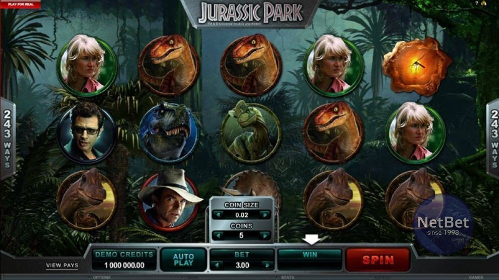 Jurassic Jackpot™ Slot Machine Game to Play Free in Microgamings Online Casinos