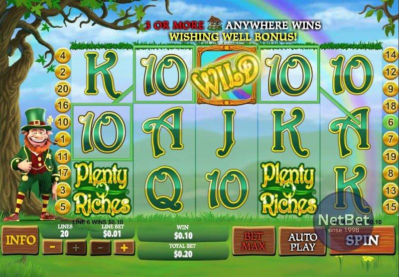 Plenty O'Riches