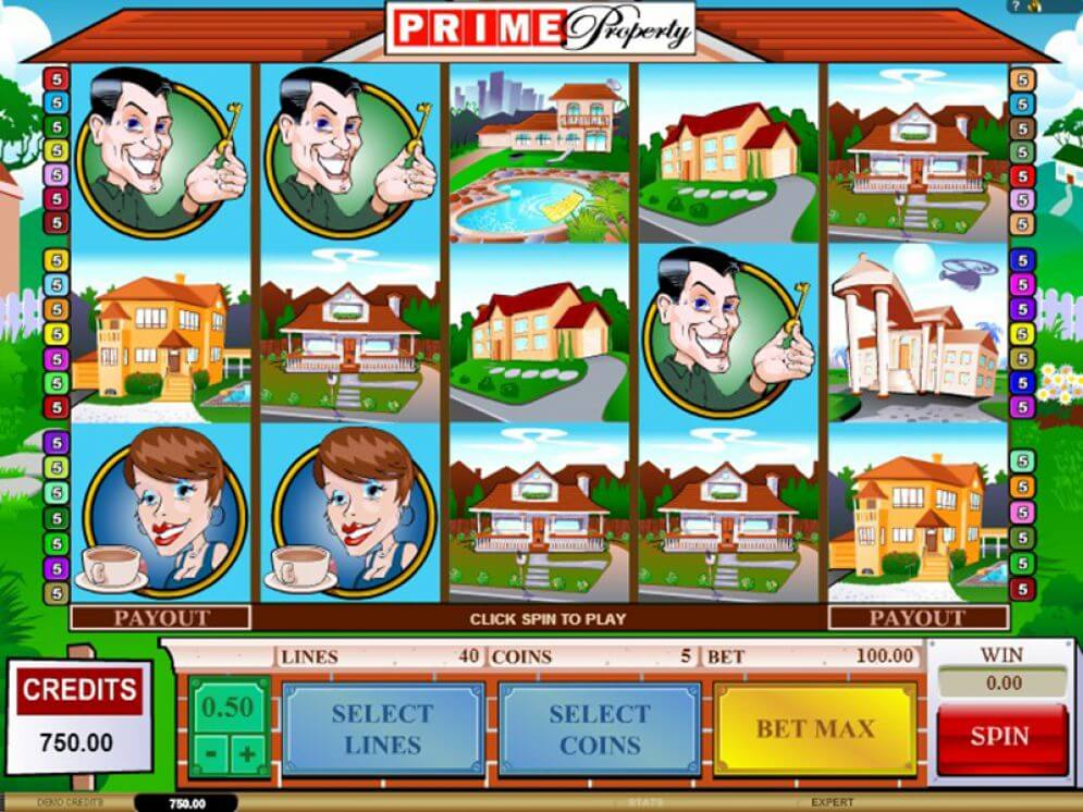 Prime Property Slot