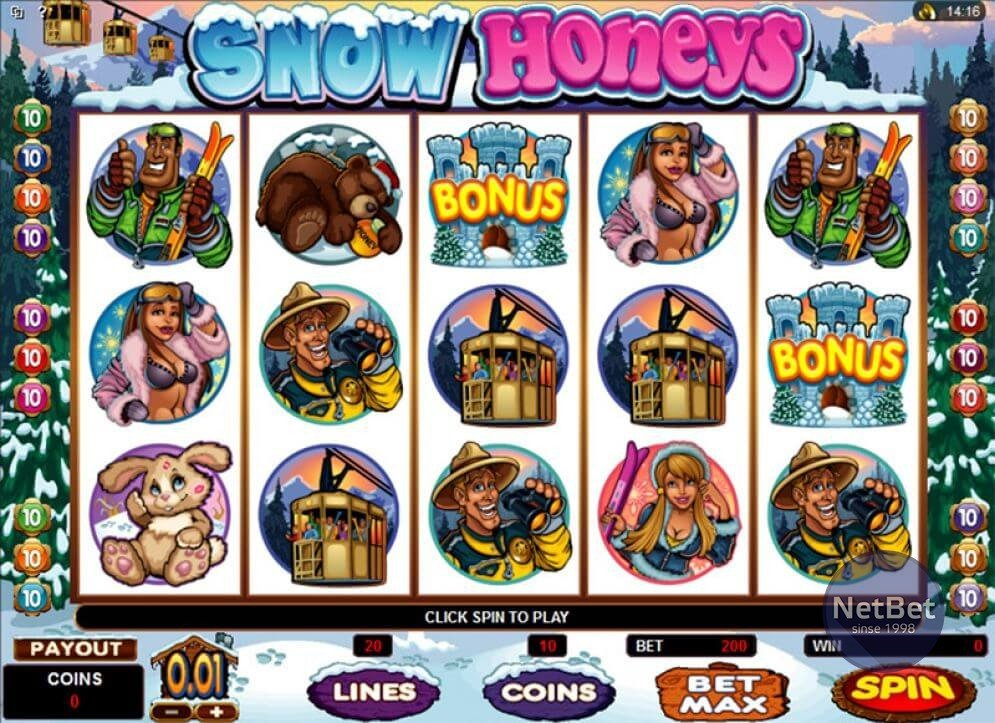 Snow Honeys Slot