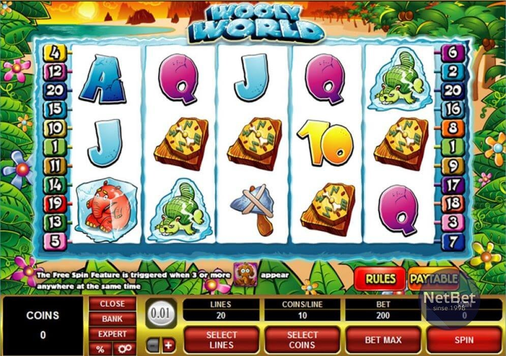 Wooly World Slots